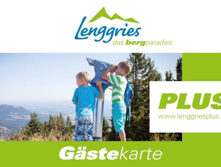 Lenggries Gästekarte PLUS, © lenggries.de