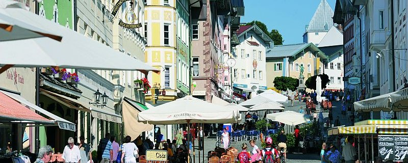 Markstraße Bad Tölz, © Tourist Information Bad Tölz